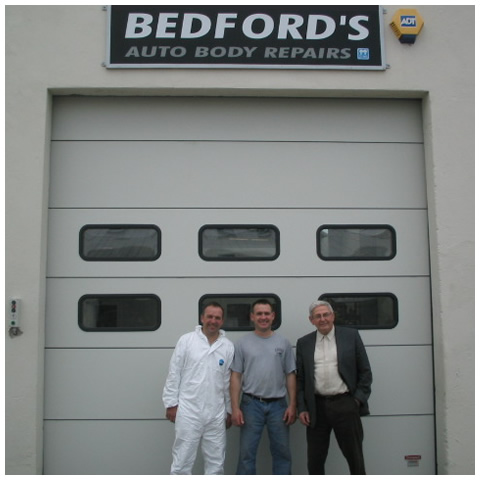 Bedford Motors. Mechanics and Crash repair south Dublin